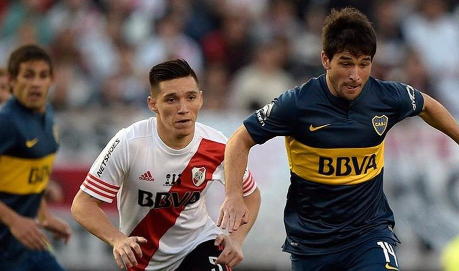 River Plate 0-1 Boca Juniors