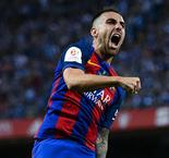 Paco Alcacer Casts Doubts on His Barcelona Future
