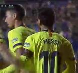 Levante 0-4 Barcelona: Messi Completes His Hat-Trick