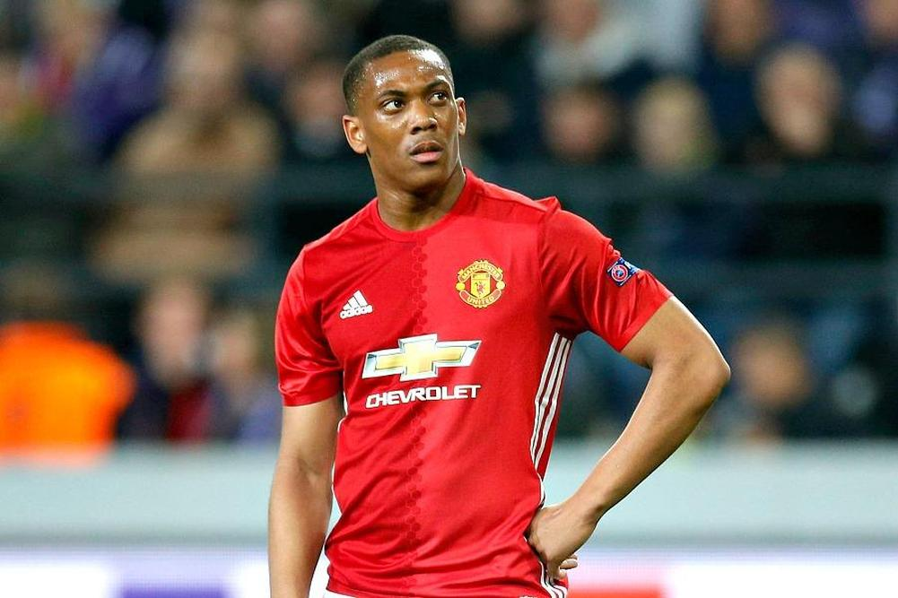 Mercato Arsenal: Martial sur les tablettes