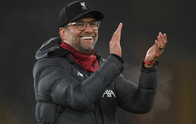 Klopp Discusses 'cheeky' Fan Mail After Telling Man Utd