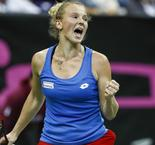 Czech Republic Claim 2-0 Fed Cup Final Lead Against USA