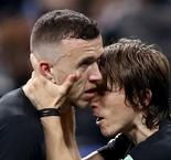 Modric likes Perisic post teasing Inter move