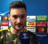 "Hugo Lloris : ""Beaucoup de déception"""