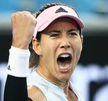 Muguruza defends Monterrey crown