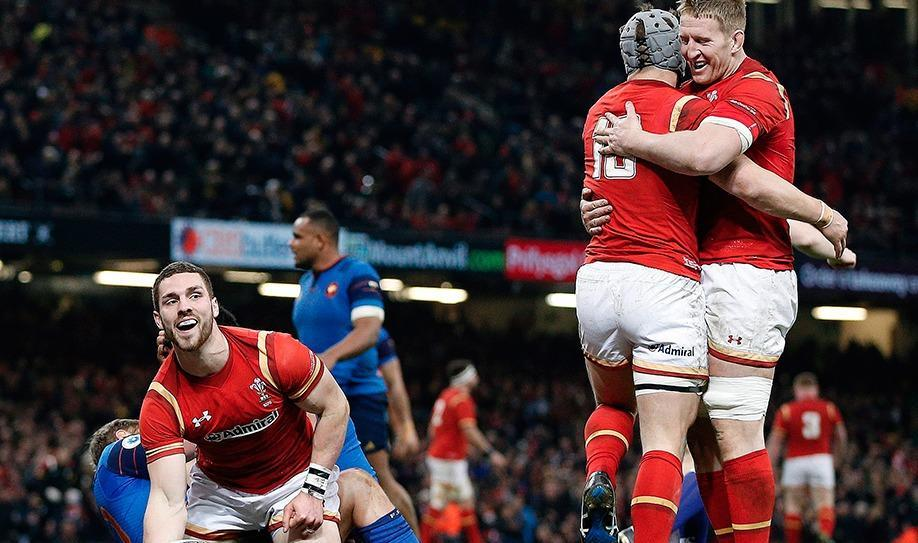 Wales beat France