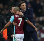 Roma want to sign West Ham winger Feghouli