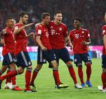 Bayern survives scare to secure winning start