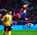 Atletico Madrid Advance To Copa Del Ray Final 16