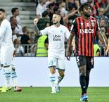 Highlights: Marseille Pick Up Season's First Win, 2-1, At OGC Nice