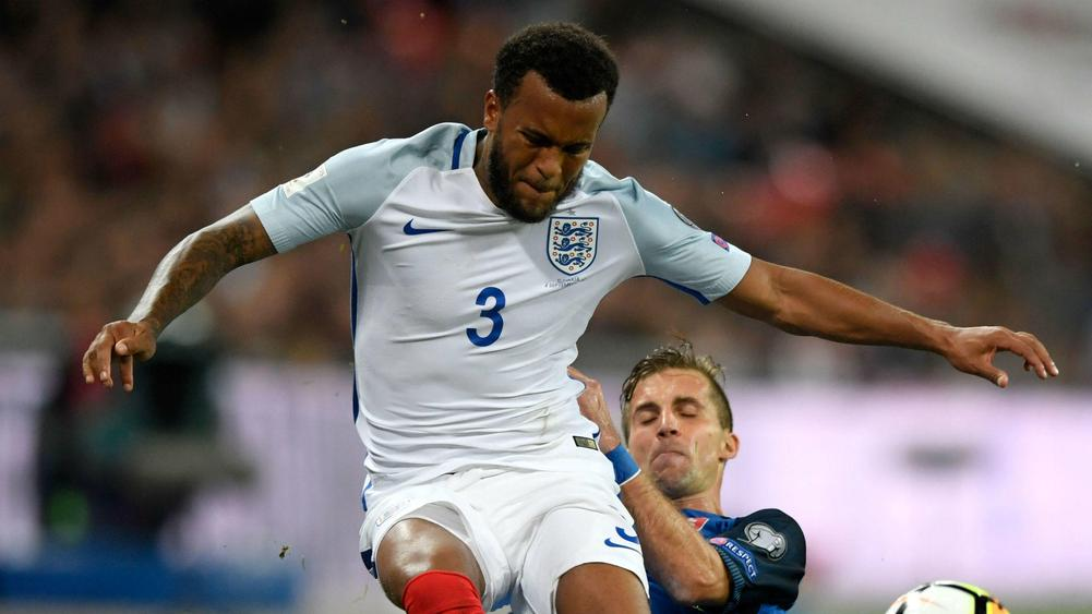 Ryan Bertrand Withdraws From England Squad due To Back Injury