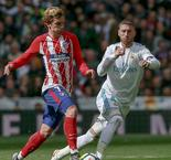 Griezmann riled by Atleti's slow start in Madrid derby