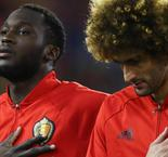 Lukaku in, Fellaini out of Belgium squad