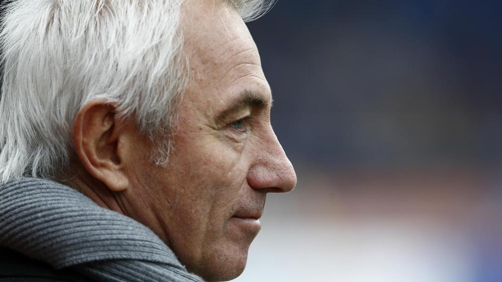 Socceroos turn to Dutchman Bert Van Marwijk for coaching role