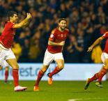 Nottingham Forest 1 Derby County 0: Oliveira strikes early in derby clash