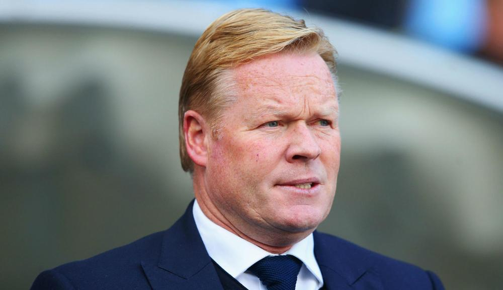 Ronald Koeman - cropped