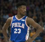 76ers star Butler, Nets' Dudley fined after playoff clash