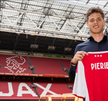 Ajax Sign De Jong Replacement Pierie