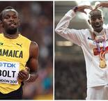 Bolt far from convincing as Farah continues to dominate