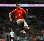 Spain's Saul ready to move on from World Cup disappointment
