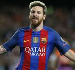 Bravo blunder leaves Messi to make merry