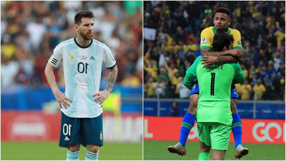 Brazil V Argentina Holy Water And The Hand Of God Dramatic Matches From An Iconic Rivalry