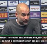 "Guardiola : ""Encore un match !"""
