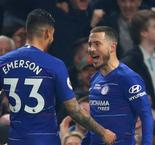 Chelsea 2 West Ham 0: Brilliant Hazard boosts Blues' top-four bid