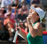 Ruthless Halep Marches Into Rogers Cup Final