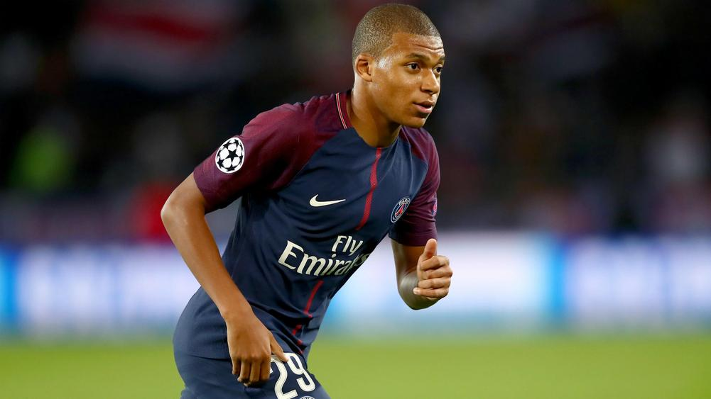 kylian mbappe - photo #46