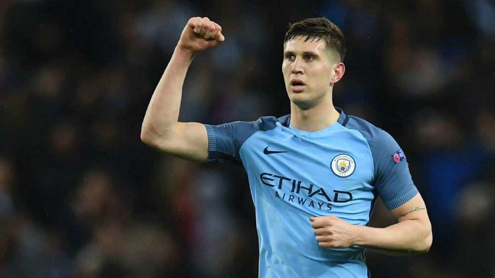 Image result for john stones sign for mancity