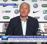 "Equipe de France / Didier Deschamps : ""On ne force pas le leadership"""