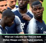 Pogba And Mbappe To Join Mendy In Madrid? Why Not, Says Fellow French International