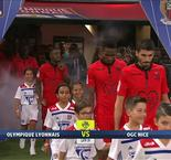 Highlights: OGC Nice Get First Win Of Season, 1-0, Over Lyon