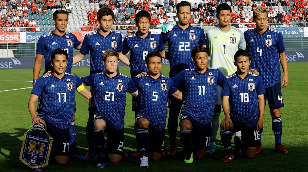 2018 FIFA World Cup- Japan Profile f4dd77cb1