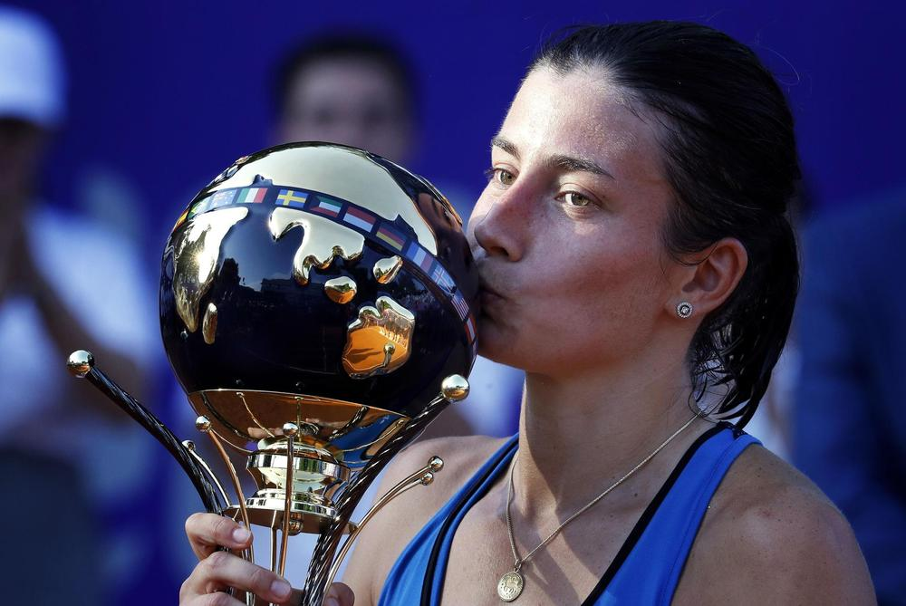 Sevastova returns to win Bucharest Open final