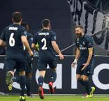 Real Madrid Claim 2-1 Win In First Leg Against Ajax