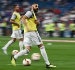 Real Madrid: Déchirure musculaire pour Benzema