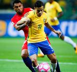Brazil 3 Chile 0: South American champions to miss World Cup