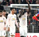 Crystal Palace 1 Manchester United 3: Lukaku double earns club-record eighth straight away win