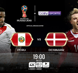 2018 FIFA World Cup- Peru Vs Denmark-Preview!  Live Streaming Information, Predicted Teams, World Cup Fixtures, Team News, Kick-off times