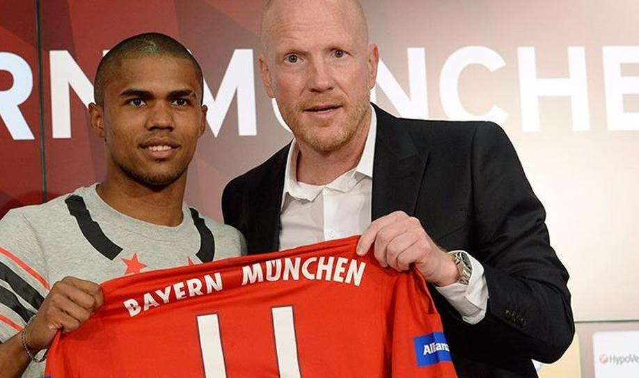 9. Douglas Costa (30 million euros)