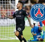 Report: Acosta Move From DC United To PSG Falls Through