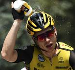 "Tour de France: L'interruption est ""dommage"" selon Kruijswijk"