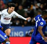 Son Shines In Spurs Win Over Leicester