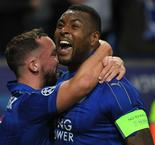 Wes Morgan On Track To Face Atletico Madrid