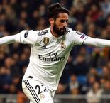 Real Madrid: Isco incertain pour le derby contre l'Atlético