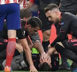 Koscielny's World Cup at serious risk