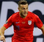Morris strikes to seal Uruguay draw for US