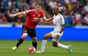 EPL: Swansea City 2 - 1 Manchester United